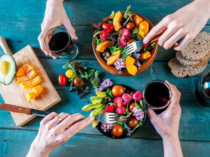 Organic And Plant-based Diets Are Essential To People